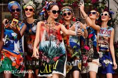 Dolce x Gabbana SS 2016 l #sunglasses