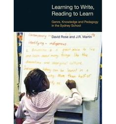 Suitable for practitioners, researchers and students, building up pedagogic, linguistic and social theory in steps, contextualized within teaching practice, this title presents the research of the 'Sydney School' in language and literacy pedagogy. It offers researchers tools for investigating and redesigning educational practice.