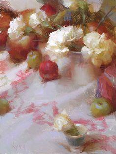 Susan Lyon   American Realist/Impressionist painter