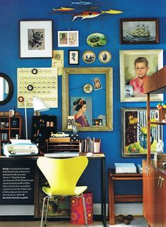 Every home needs a pop or two of color