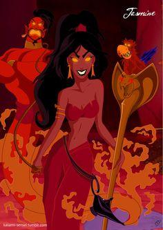 Twisted Jasmine