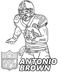 PITTSBURGH STEELERS~Printable Football Steelers Coloring