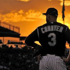 Michael Cuddyer...even though he's no longer a twin he is one of my favorites! Love this picture!