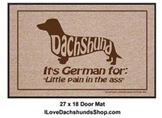 Wiener Dog Door Mat Dog Home Decor Floor Mats Housewarming Gift Bathroom Decor Dachshund Bath Mat Doxie Gifts