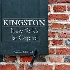 Kingston (NY) I New York's First Capital I adirondackgirlatheart.com