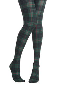 ModCloth Plaid Tights, $17.99 | 29 Pairs Of Tights That Are Simply Da Bomb