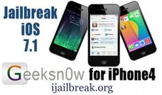Download Geeksnow 2.8.2 and 2.8.1 - IOS 7.1 jailbreak for A4 device - ijailbreak Blog