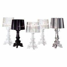 LAMPE DE TABLE BOURGIE - KARTELL