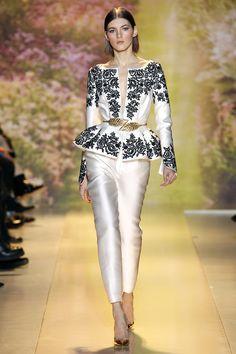 Zuhair Murad Haute Couture 2014- suit!