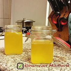 Geklaarde boter / ghee maken - Geur van Maillard - www.maillard.nl