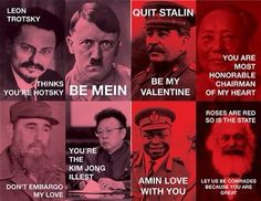 "V-Day Dictators. ""You're the Kim Jong Illest"""