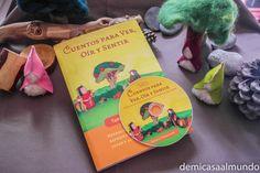 ¿Quieres aprender a contar cuentos de verdad? Éste es tu libro... | De mi casa ¡al mundo!