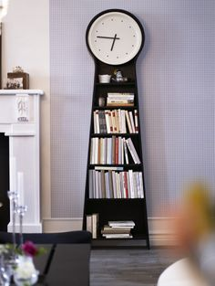 This Mantel Clock Stylishly Keeps Time With Its Antique Black Finish And  Vintage Details. $12.99 | At Home With Stephanie | Pinterest | Mantel Clocks,  ...