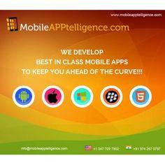 Hire expert mobile app developers for mobile app idea – http://www.MobileAPPtelligence.com   #mobileappdeveloper #mobileappdeveloperindia #mobileappsdeveloper #mobileappsdeveloperinindia #mobilewebdeveloper #mobilewebdevelopers #mobiledeveloper #mobiledevelopers