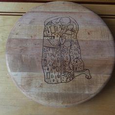 Reclaimed Maple Cutting Board by KreatingKismet on Etsy