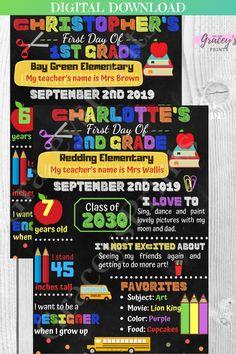 #backtoschool #september #schoolprintables #schoolterm #backtoschool2019 #digitalprint #instantdownload #etsyshop #graceysprints
