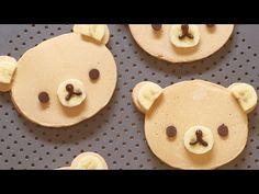 ▶ RILAKKUMA BEAR PANCAKES - NERDY NUMMIES - YouTube