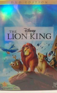 The Lion King (DVD, 2011) | DVDs & Movies, DVDs & Blu-ray Discs | eBay!
