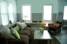 Living room by Laura Bohn