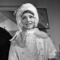 Zbrodniarz, który ukradł zbrodnię [1969].Barbara Brylska