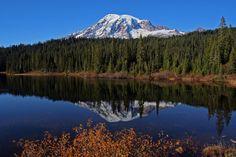 Mother Nature at her Best Enjoy! #WackyNature Mount Rainier 01