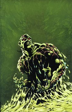 Swamp Thing is a humanoid plant creature created by writer Len Wein and artist Berni Wrightson. Swamp Thing has had several humanoid or monster incarnations, depending on various story lines. He first appeared in House of Secrets, in a stand-alone horror story set in the early 20th century. The character then returned in a solo series, set in the contemporary world. The character found perhaps his greatest popularity during the 1980s and early '90s after the script was taken over by Alan…