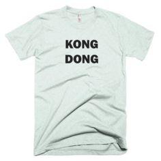 Kong Dong Funny T-Shirt
