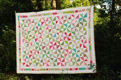 Pinwheel for Sage by naturemomm, via Flickr