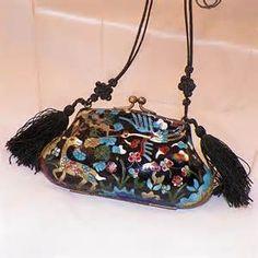 small vintage purse
