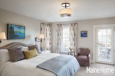 Featured in the Feb. 2013 issue of Maine Home and Design.  This is the lovely Gilman home in Cape Elizabeth, ME.
