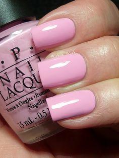 Nicki Minaj Pink Friday #OPI