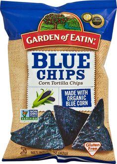 Hands down, THE BEST tortilla chips - Garden of Eatin' Organic Blue Tortilla Chips Gluten Free