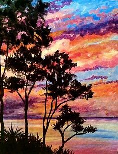 Paint Nite Elizabethcity | Kill Devil Hills Oceanfront Comfort Inn - Mile Marker 9.5 - March 4th