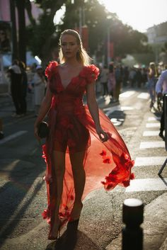 Street style at 2017 Cannes Film Festival