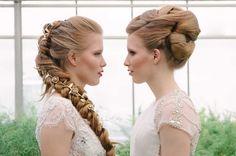 Gold, Grün und Prunk: Hochzeitsinspiration im cleanen Look | Hochzeitsblog marryMAG| Der Hochzeitsblog