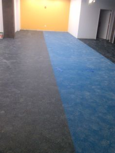 35YD BLUE SPRINT LANE 8FT WIDE. VERY NICE AND INEXPENSIVE.
