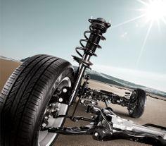 Front Rear Shocks Absorber Struts For 2001-2006 Hyundai Santa Fe 2.4L 2.7L 3.5L