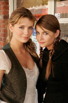 Marissa and Kaitlin Cooper (The O.C.)