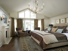 Awesome 30 Fancy Master Bedroom Decorating Ideas https://gardenmagz.com/30-fancy-master-bedroom-decorating-ideas/
