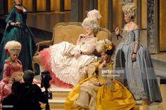 'Marie Antoinette' costumes by Milena Canonero, winner Best Costume Design