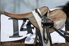 racing saddle