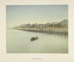 明治初期の着色写真