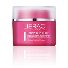 HYDRA-CHRONO+ Rich Moisturizing Cream - A rich and sensual cream that works to durably regulate hydration and to protect, nourish and comfort dry to very dry skin deep down.Jar, 40 ml/1,45 fl oz