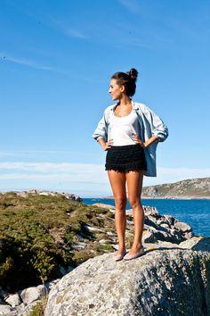 Mel Rose Place - Indian Summer #Fashion #Galicia #Zara #Mar