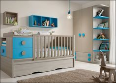 Baby boy room themes blue 56 new Ideas Baby Room Themes, Baby Boy Rooms, Baby Room Decor, Wall Decor, New Baby Boys, Kids Bedroom, Room Boys, Nursery, Furniture