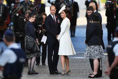 Will and Kate in Belgium