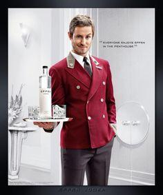 Weekends were made for EFFEN. Liquid Luxury. EFFEN Vodka => Smooth Refreshing Liquor. ☆ (M)BRAIN™ ADVANTAGE ☆