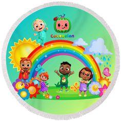 Cartoon Design, Practical Gifts, Kids Songs, Text Design, Summer Essentials, Basic Colors, Artist At Work, Beach Towel, Color Show