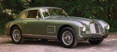 Aston Martin DB2 Sports Saloon 1951