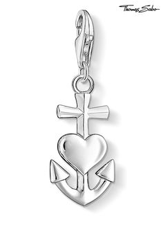 0996998c5 24 best thomas sabo heart charms images | Heart jewelry, Jewelry ...
